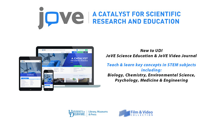 JoVE: A Catalyst for Scientific Research and Education