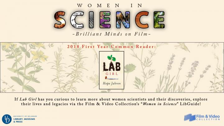 Women in Science LibGuide