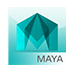 Logo for Autodesk Maya