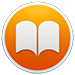 Logo for iBooks
