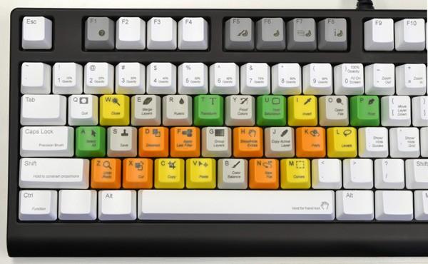 Custom Keyboards – Student Multimedia Design Center