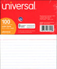 Photo ofIndex Cards (Pack of 100)
