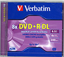 Photo ofDVD+R Disc (Dual Layer)