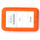 LaCie Rugged Hard Drive, USB 3.0, 500GB