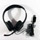 Plantronics Audio 655 headphones with Microphone