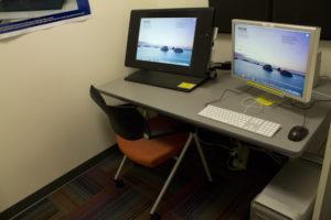Studio 5 (Digital Graphics Studio and Skype Studio)
