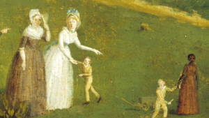 Maryland Plantation Painting