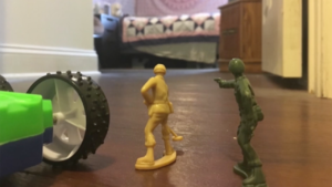Misplaced Soldiers