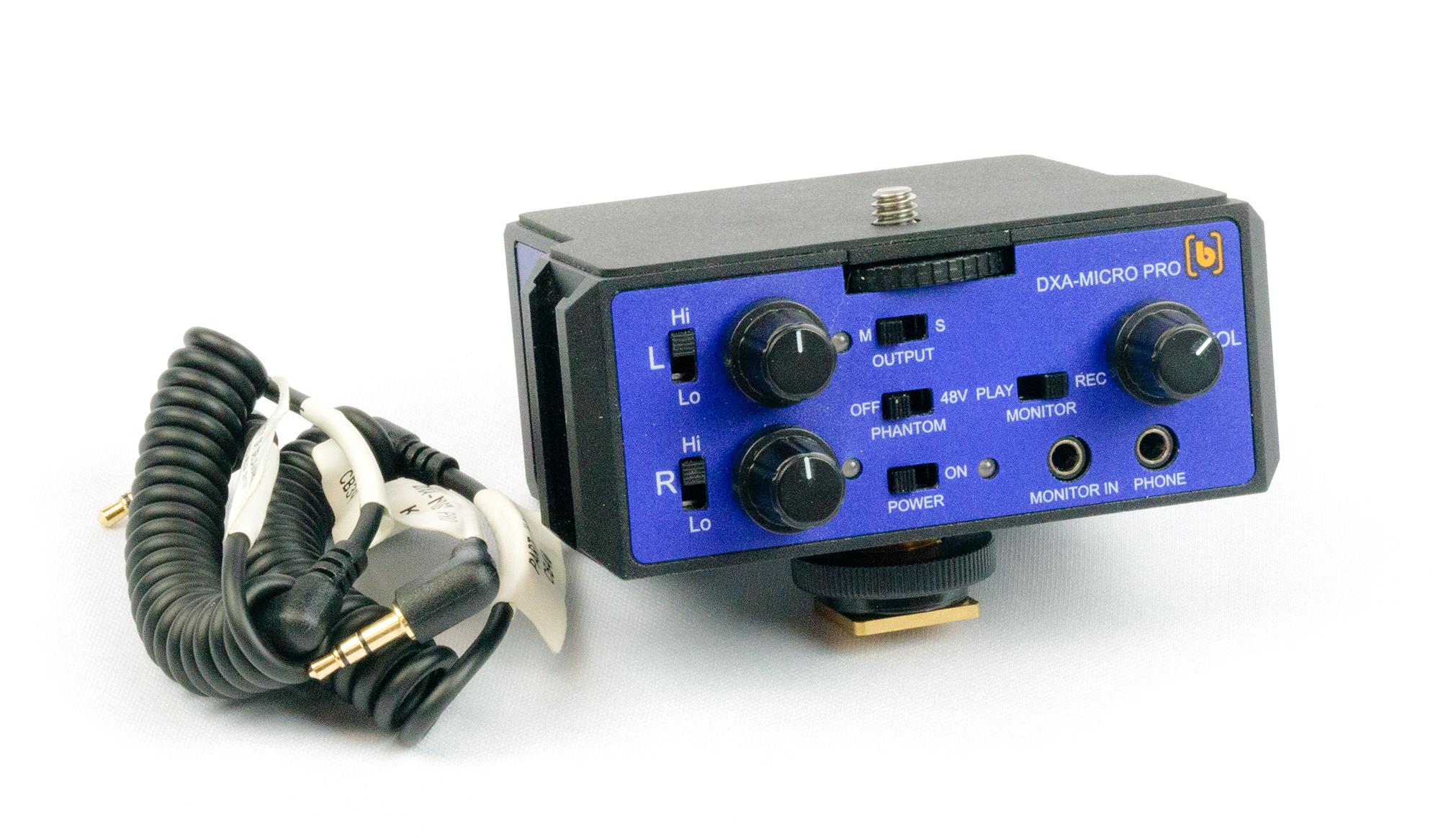 DXA Micro-Pro Photo