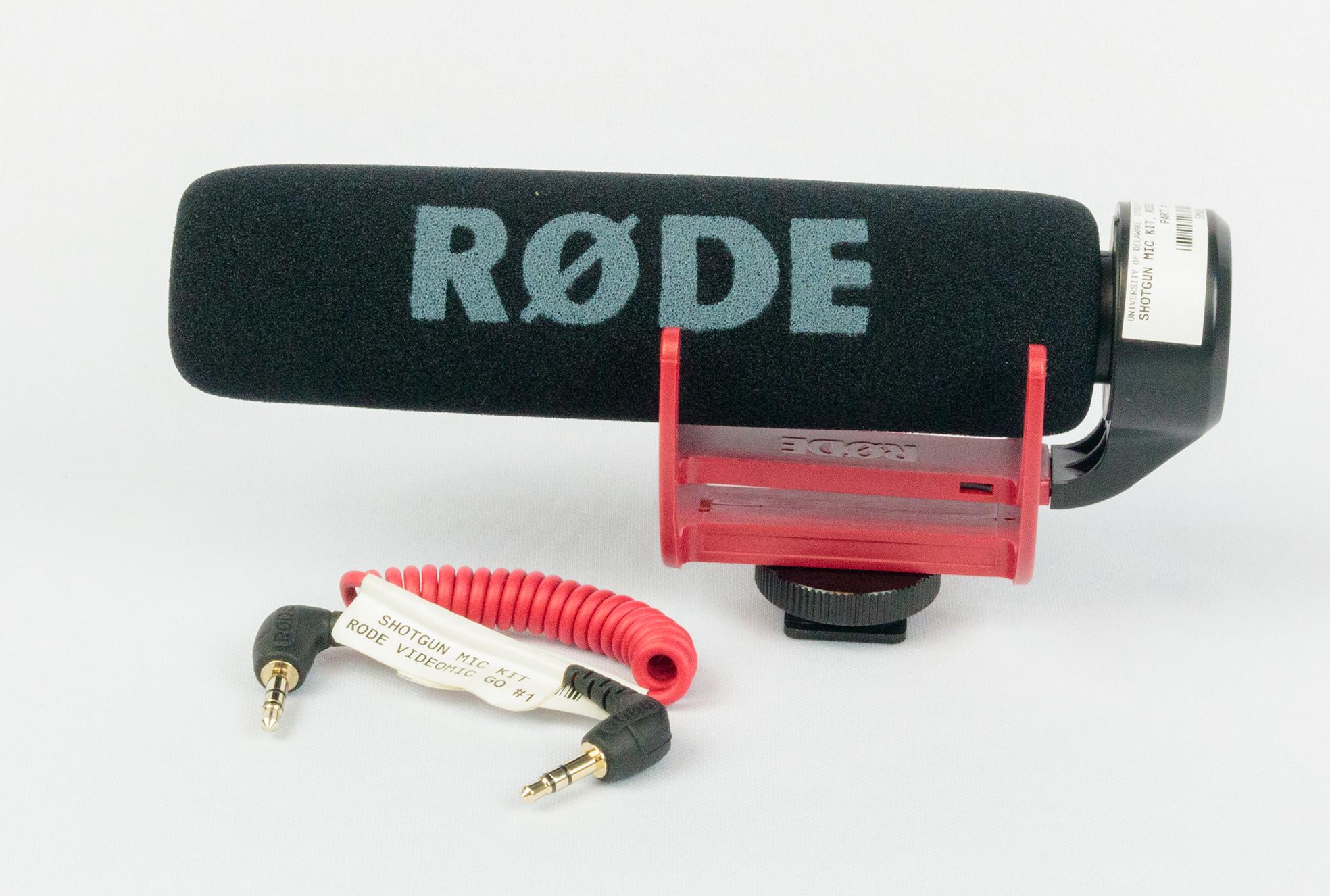 RODE VideoMic Go Photo