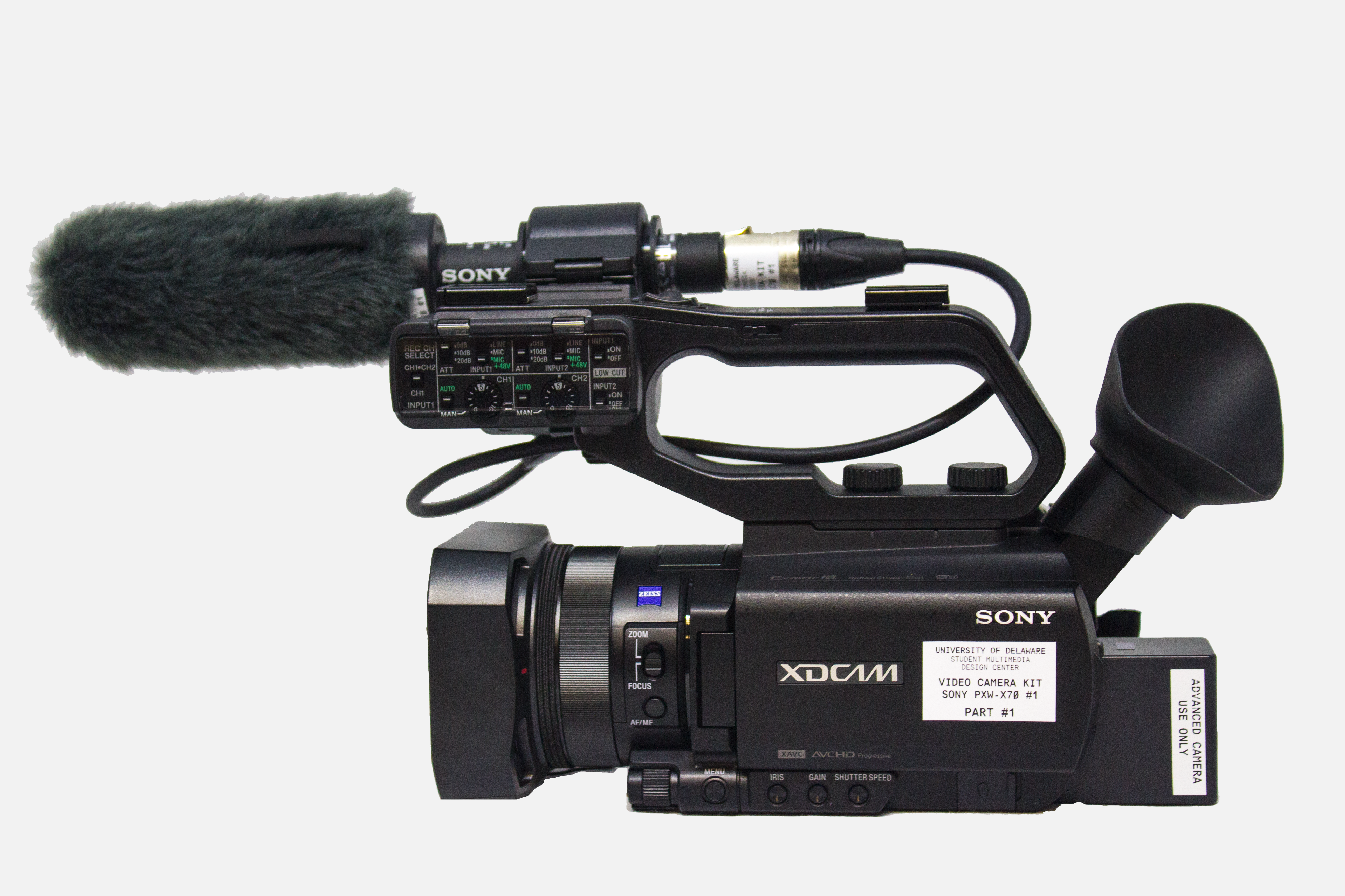 Sony PXW-X70 Video Camera Picture