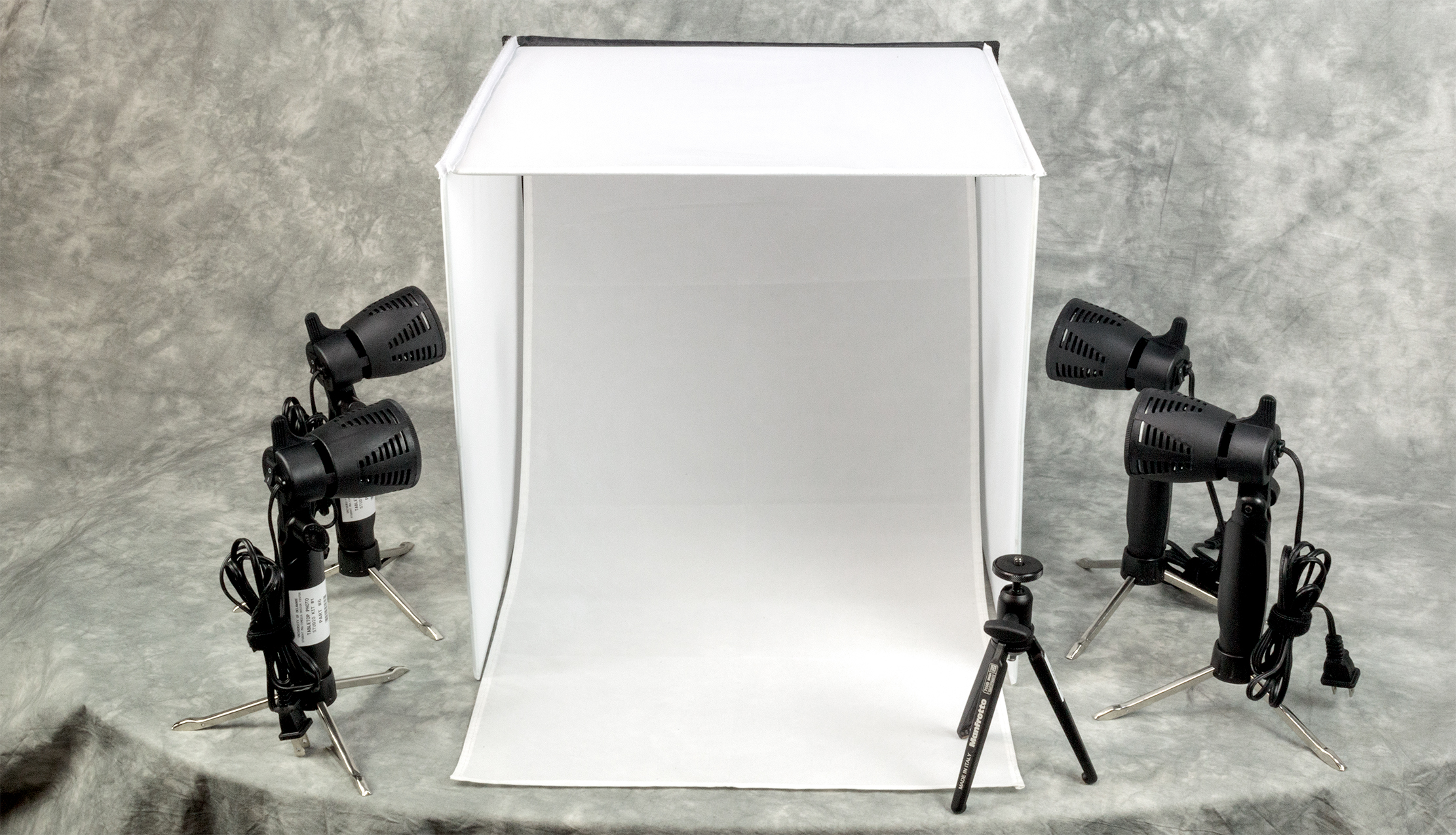 Tabletop Photo Studio Kit Photo