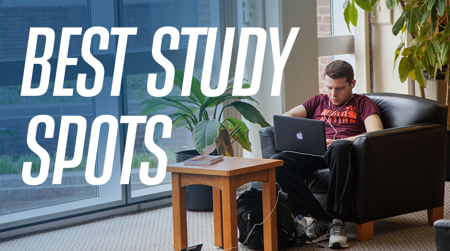 Best Study Spots