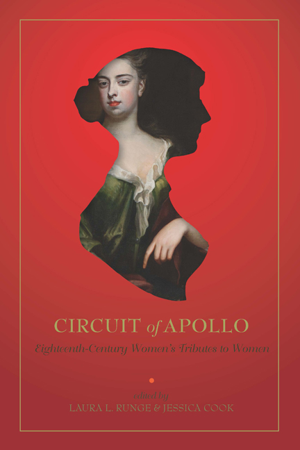 "Cover art for ""Circuit of Apollo."""