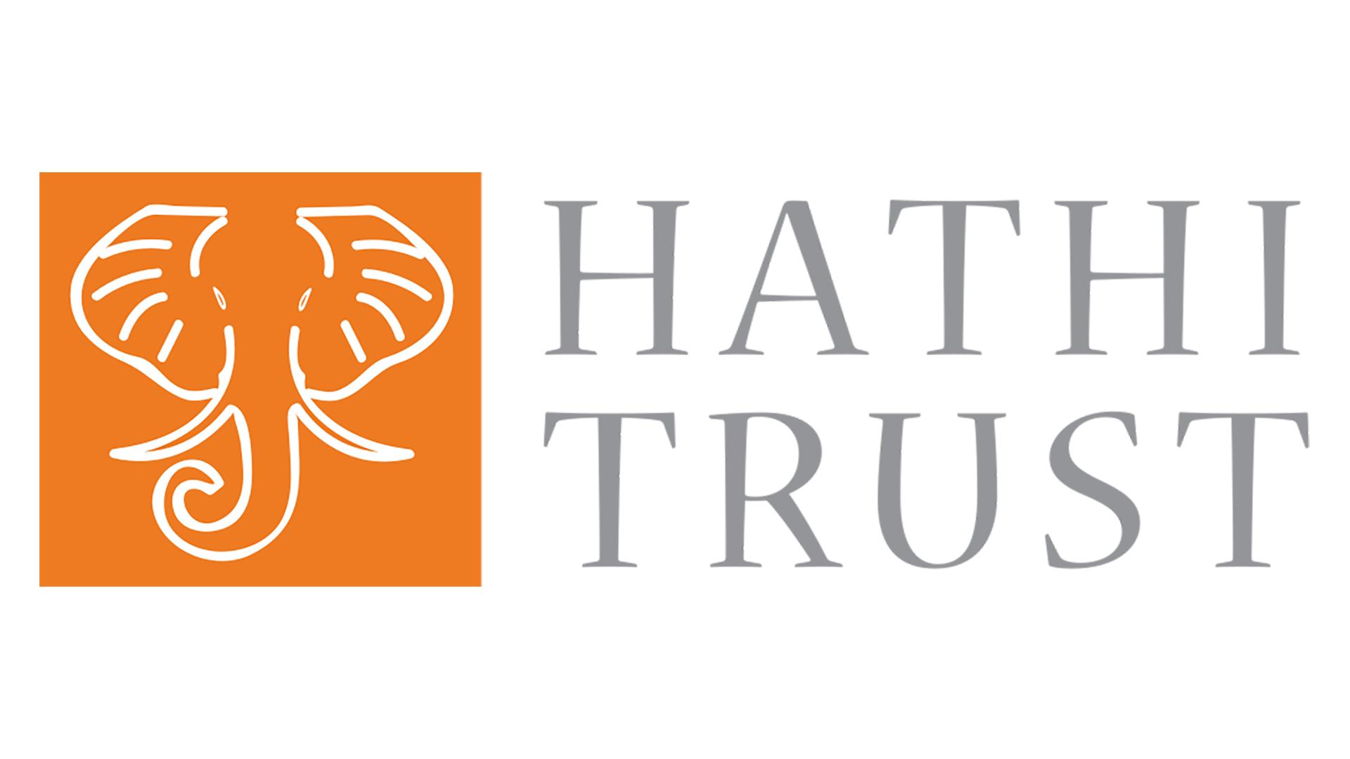 Hathi Trust Logo
