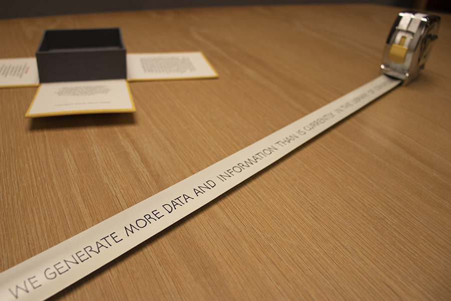 Special Collections Tape Measure