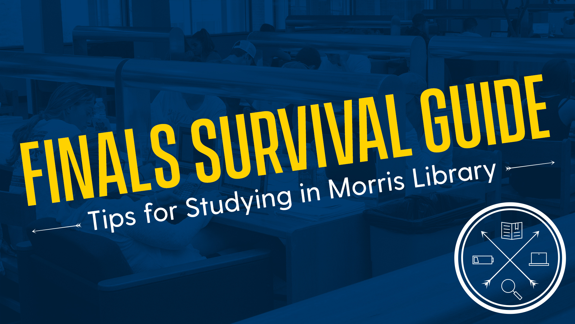 Finals Survival Guide Promo Image