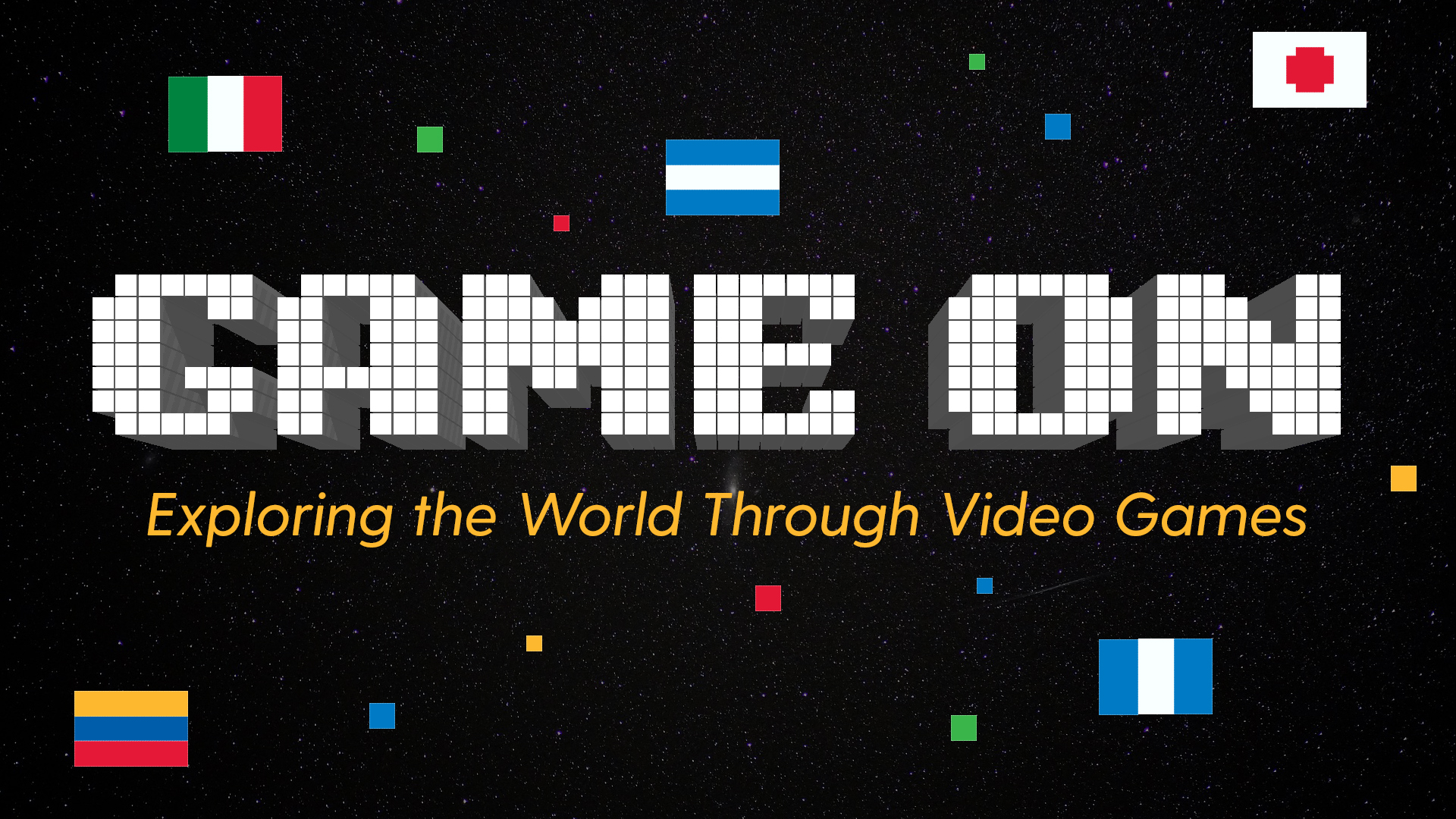 Game On: Exploring the World Through Video Games