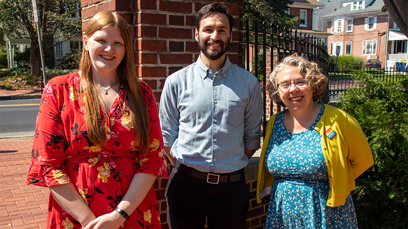 Digital Scholarship and Publishing Services team