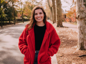 Image of student assistant Natalie Walton.