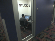 Student Multimedia Design Center Studios
