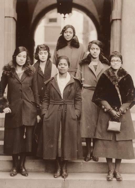 Delta Sigma Theta Sorority 1921