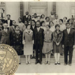 Howard High School Faculty circa 1930