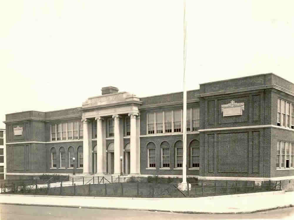 Howard High School Building