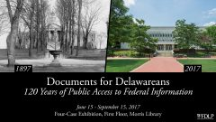 Documents for Delawareans