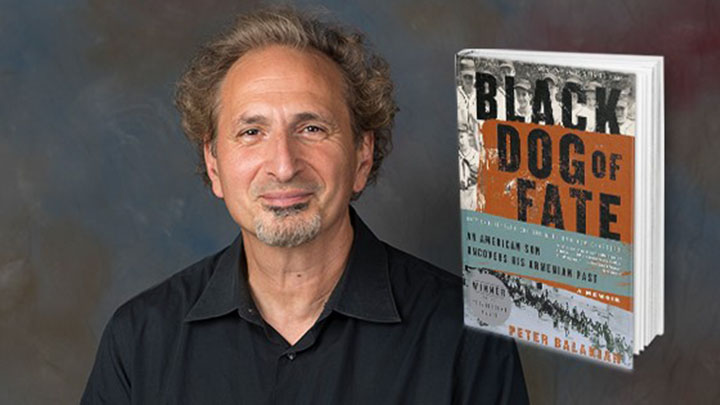 An Evening with Peter Balakian