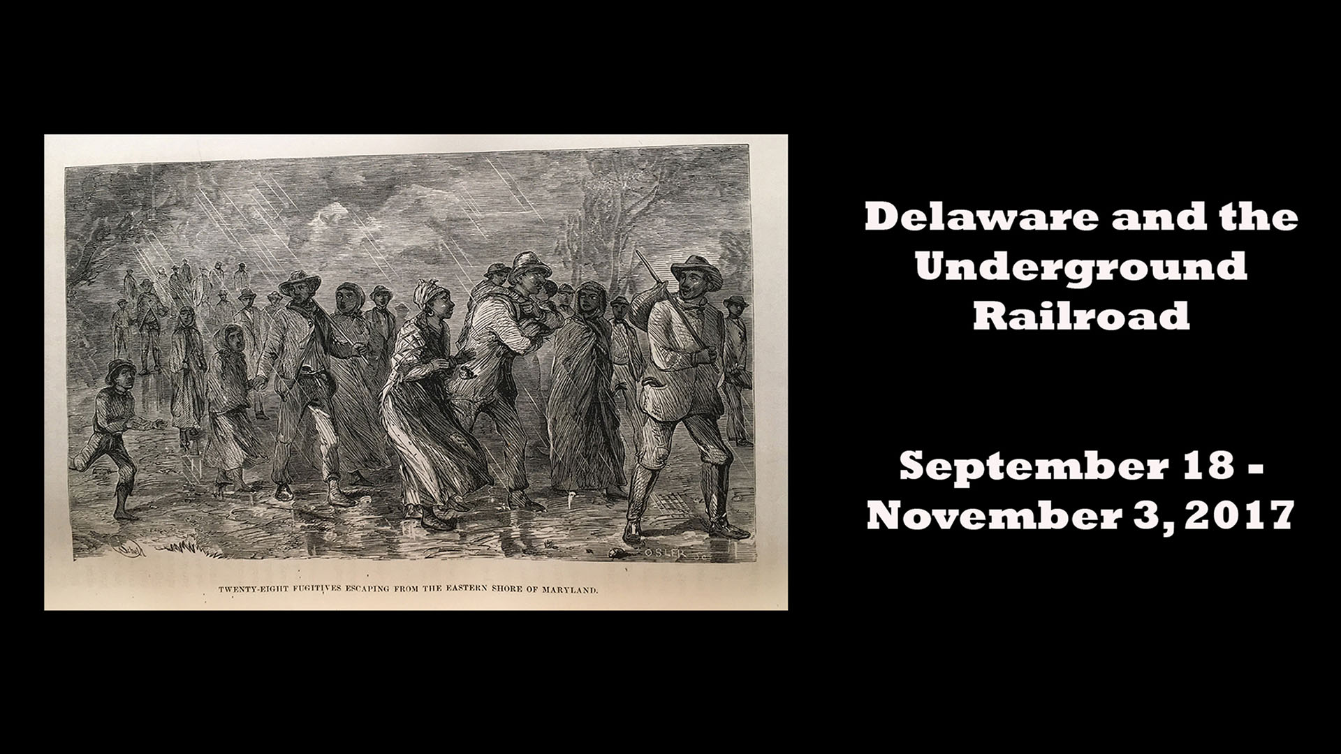 Delaware and the Underground Railroad