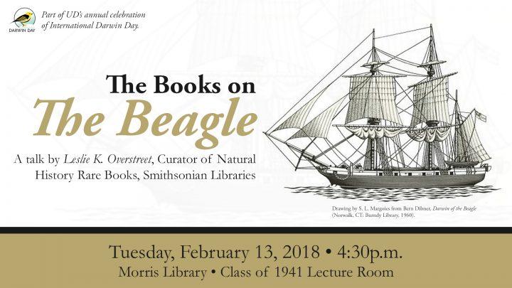 Darwin Day Celebration: The Books on the Beagle