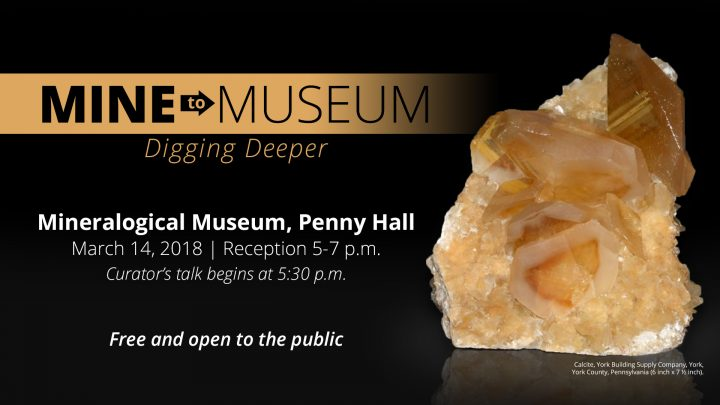 Mine to Museum: Digging Deeper