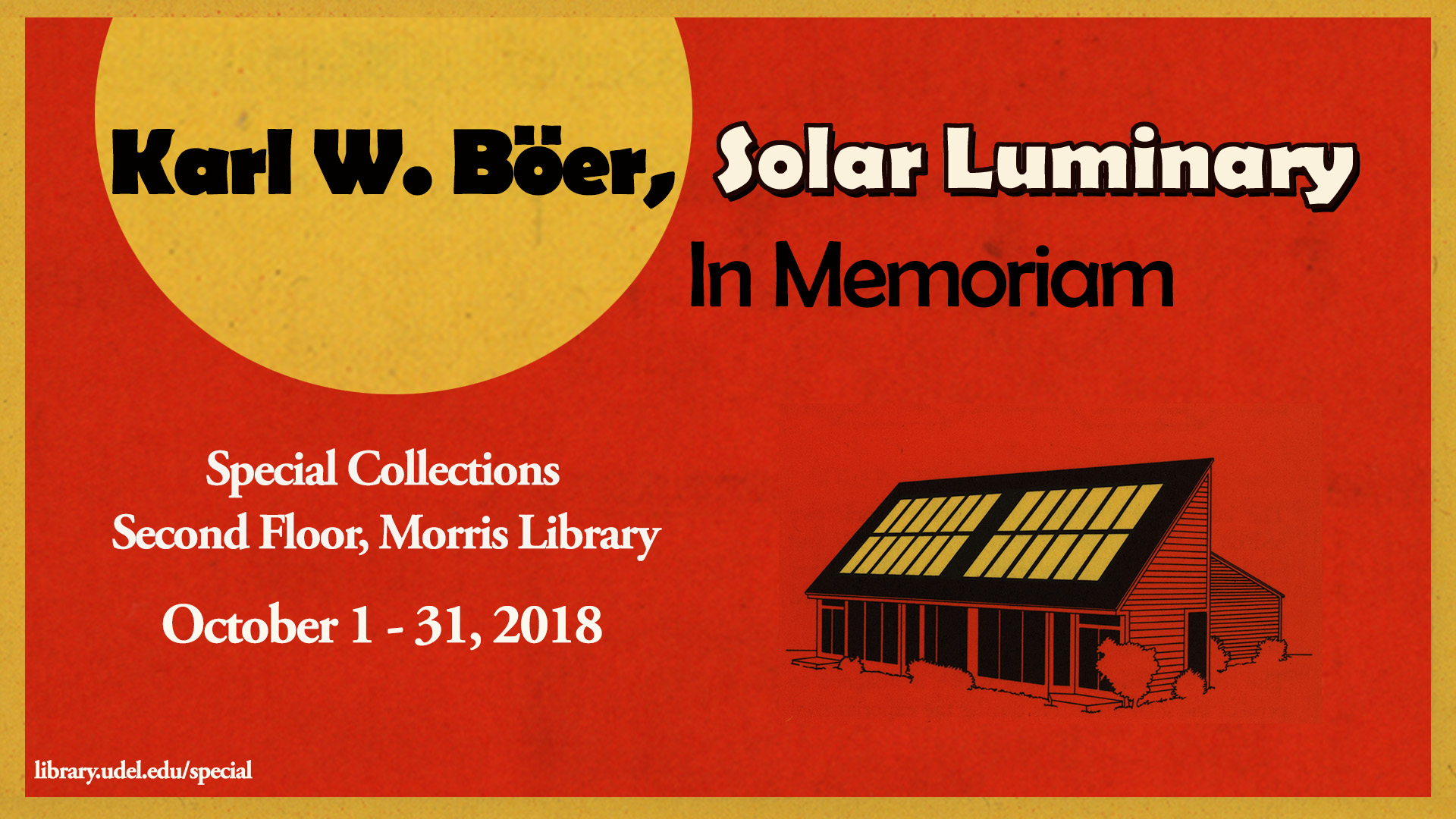 Karl W. Böer, Solar Luminary: In Memoriam