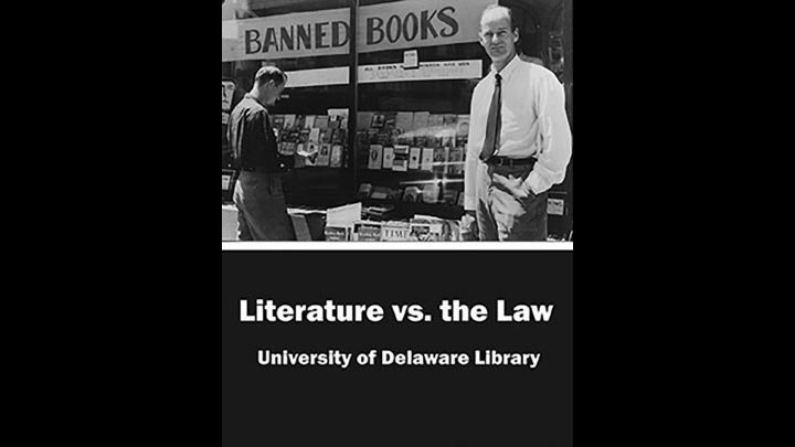 Literature vs. The Law