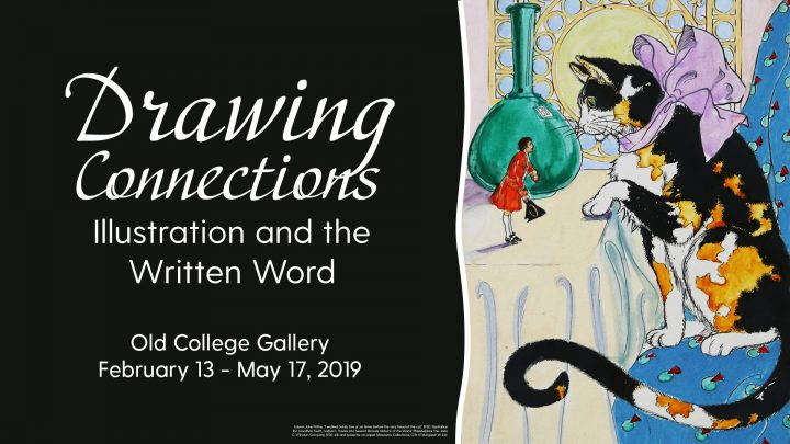 Drawing Connections: Illustration and the Written Word