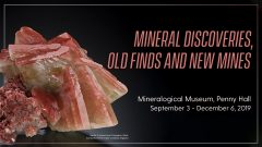 Photo ofMineral Discoveries, Old Finds and New Mines