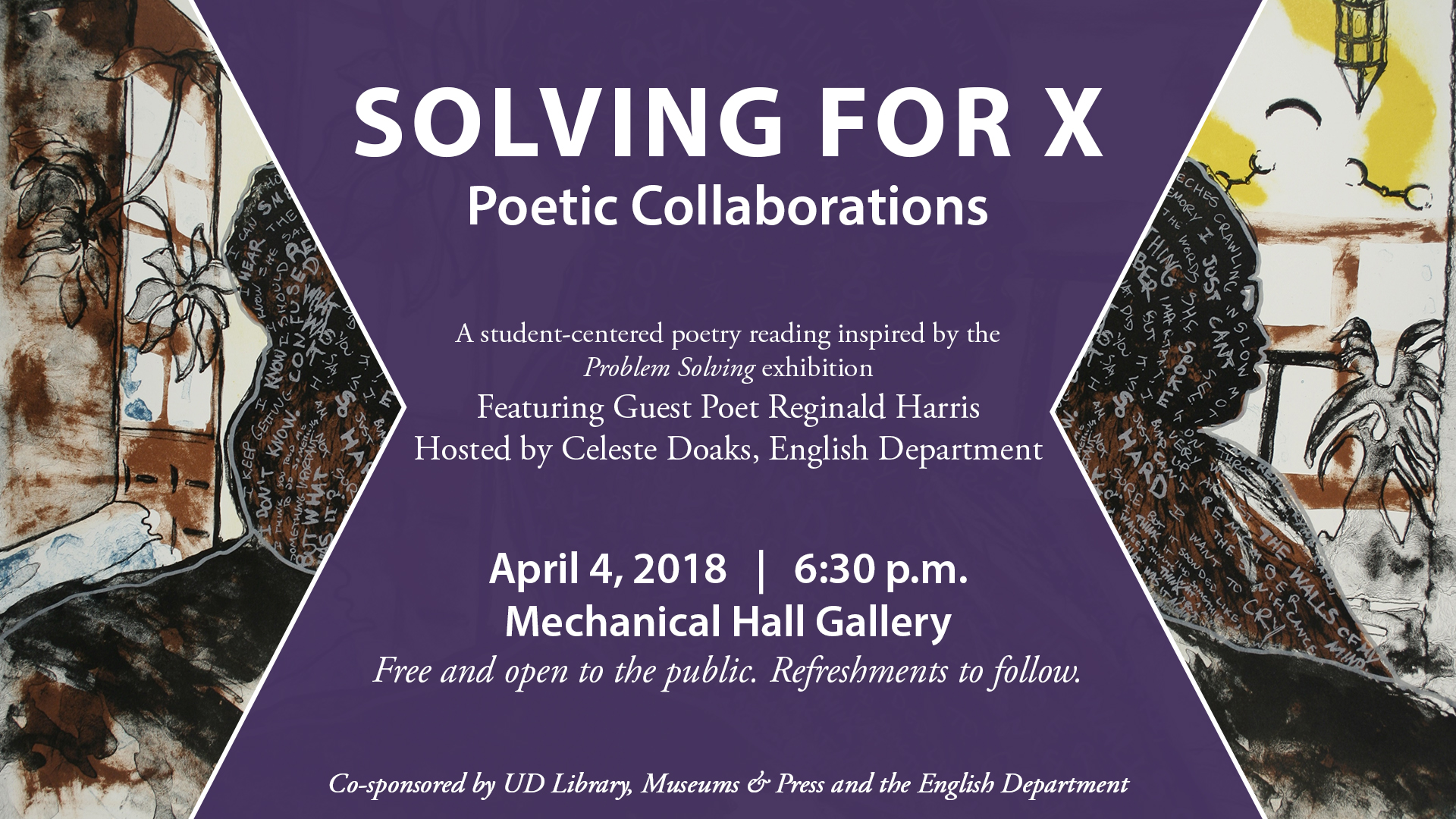 Solving for X: Poetic Collaborations