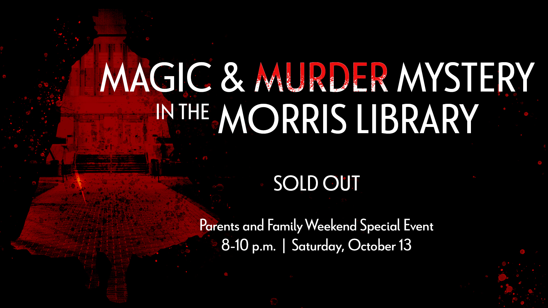 Magic and Murder Mystery