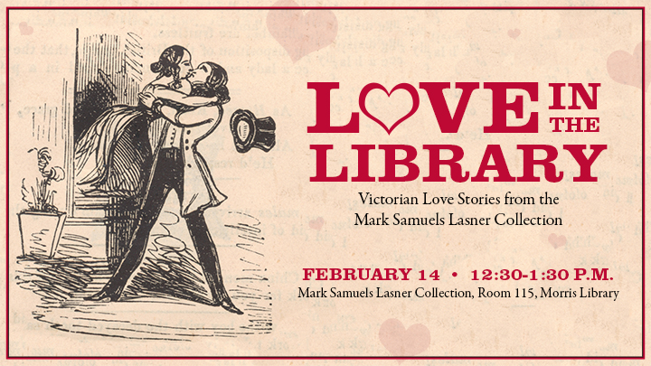 Valentine's Day Workshop: Love in the Library