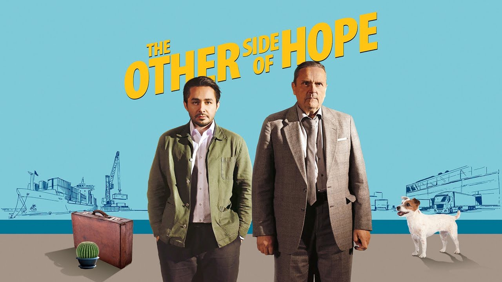 Movie poster for The Other Side of Hope