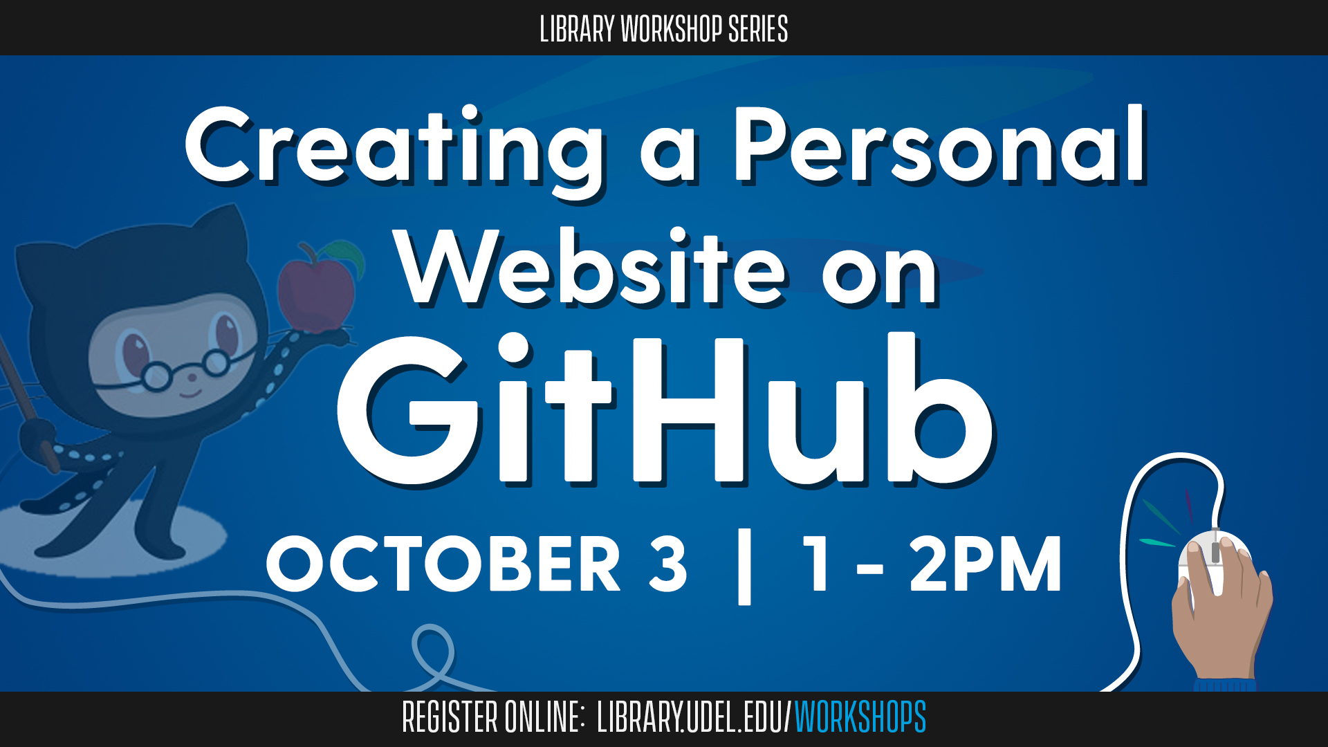 Creating a Personal Website on GitHub