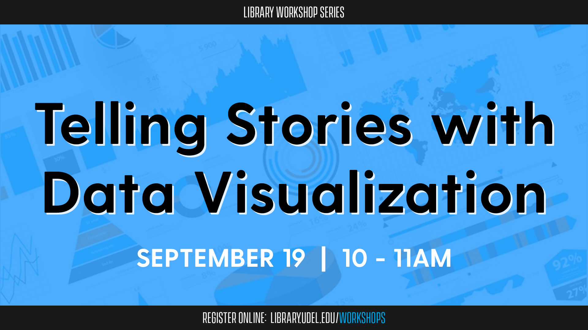 Telling Stories with Data Visualization