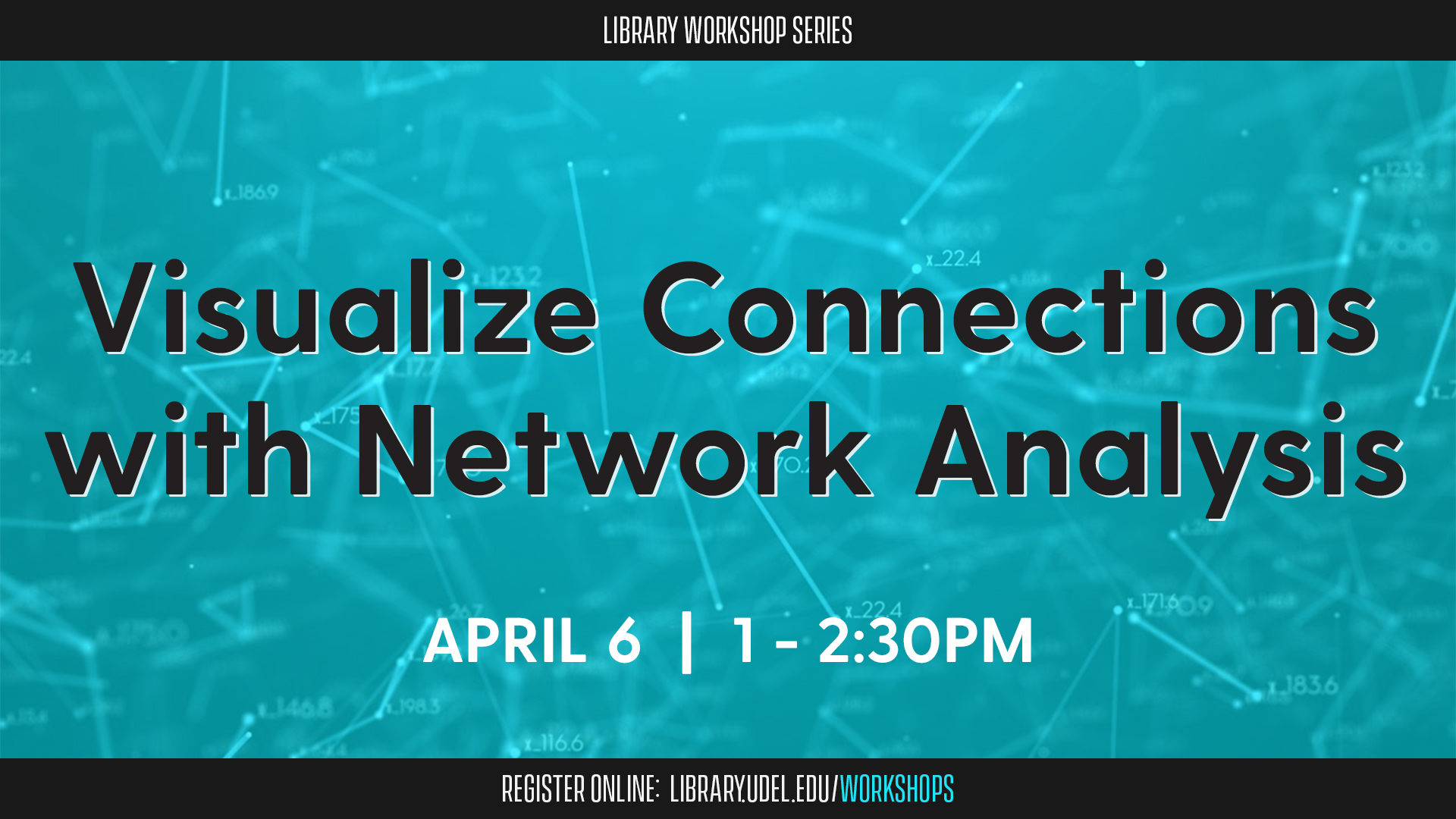 Promotional image for Visualize Connections with Network Analysis