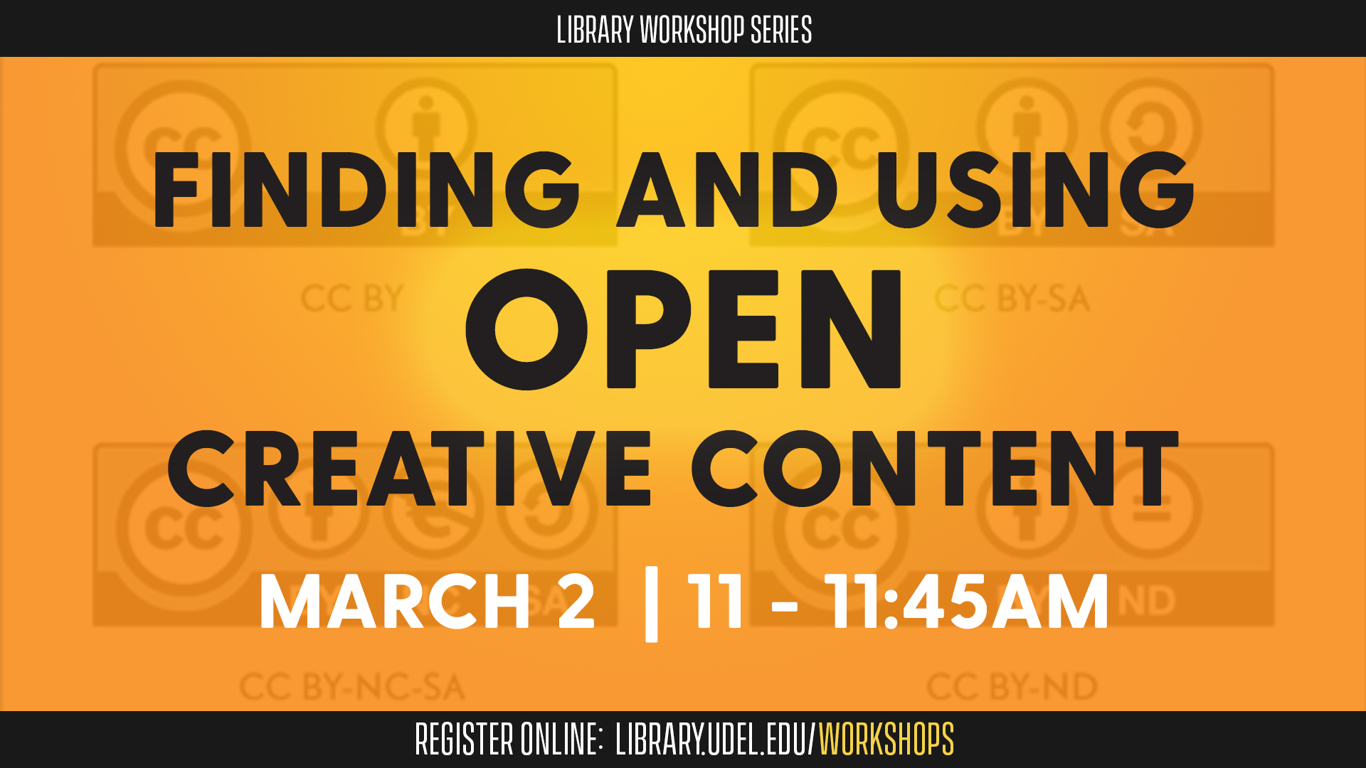 Finding and Using Open Creative Content