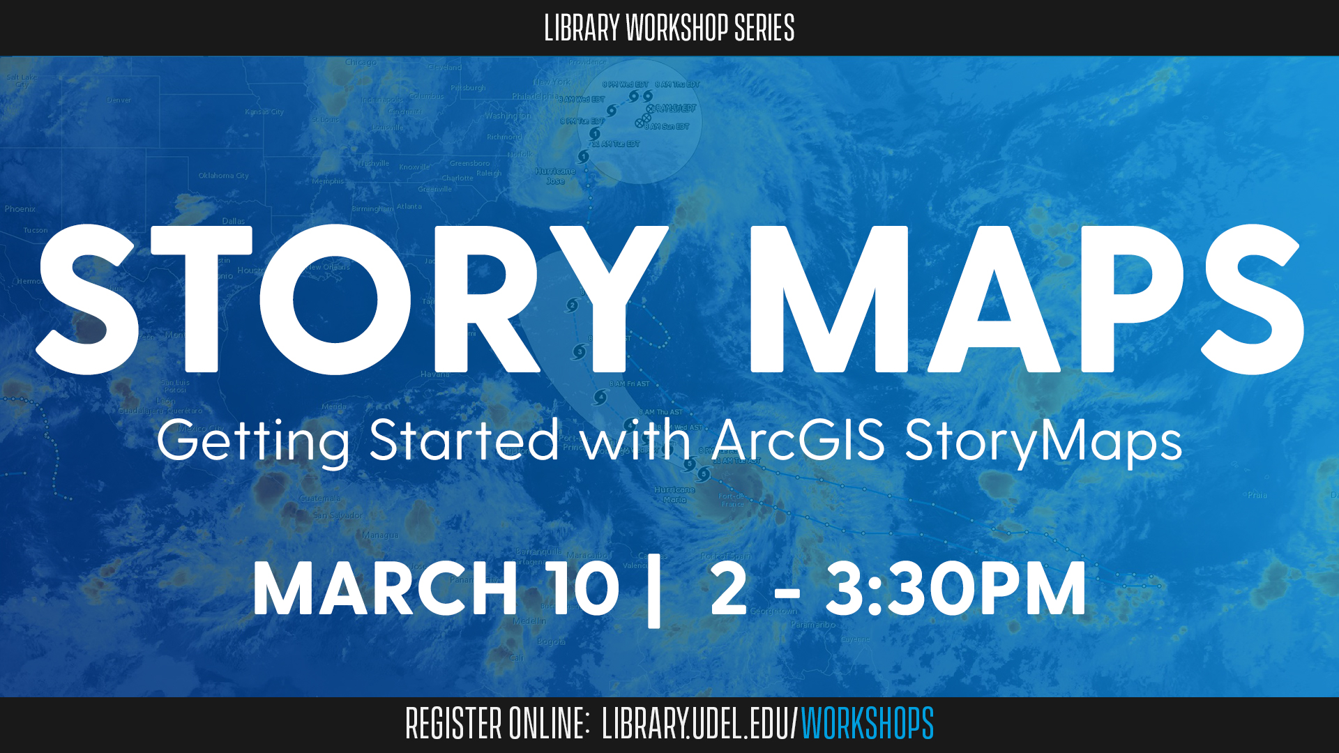 Getting Started with ArcGIS StoryMaps