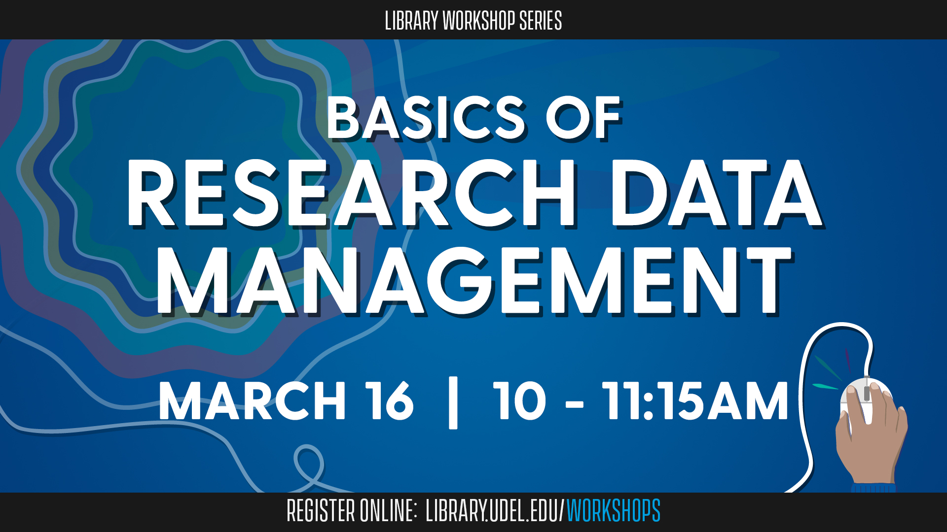 Basics of Research Data Management