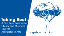 Taking Root: A First Year Experience Library Tour for Associate in Arts