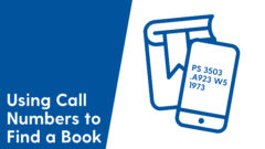 Explore the Using Call Numbers to Find a Book