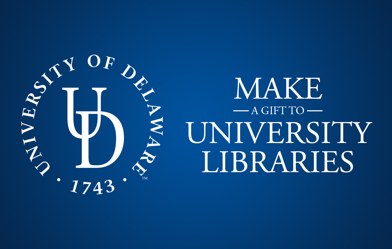 Make a gift to the University Libraries